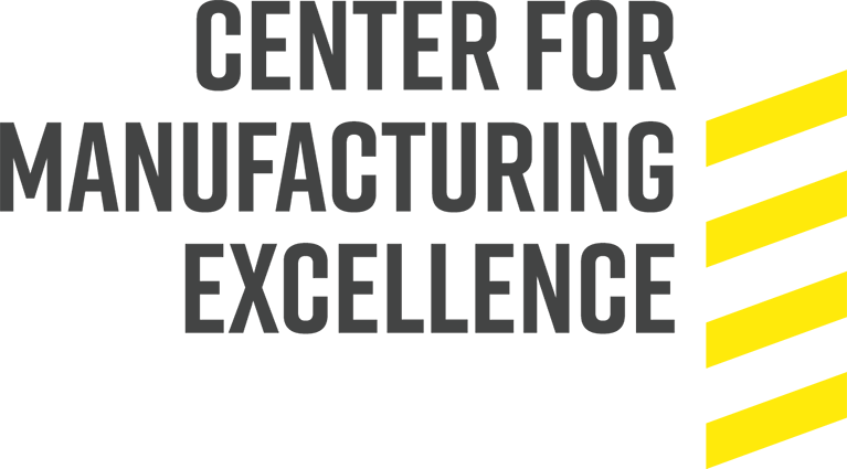 Center for Manufacturing Excellence logo