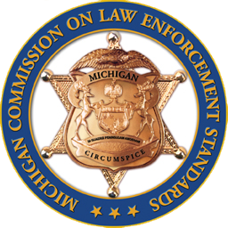 Michigan Commission on Law Enforcement Standards logo