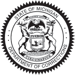 Michigan Department of Corrections logo