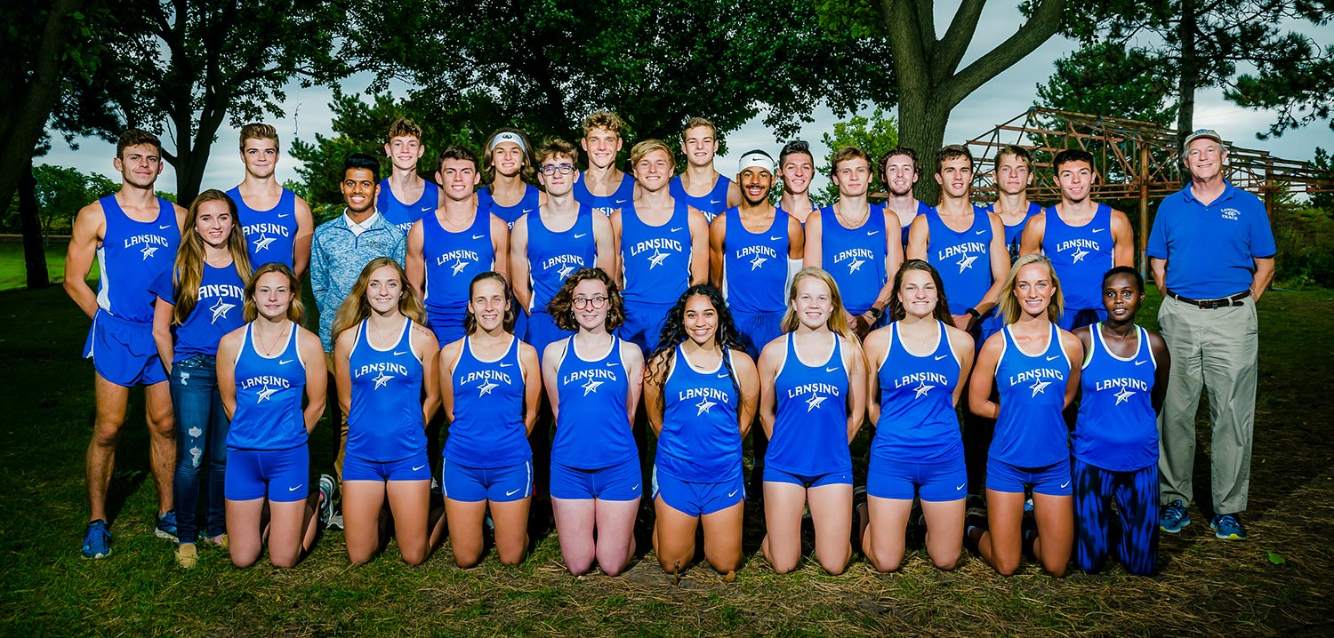 2019 LCC Cross Country Teams nationally ranked