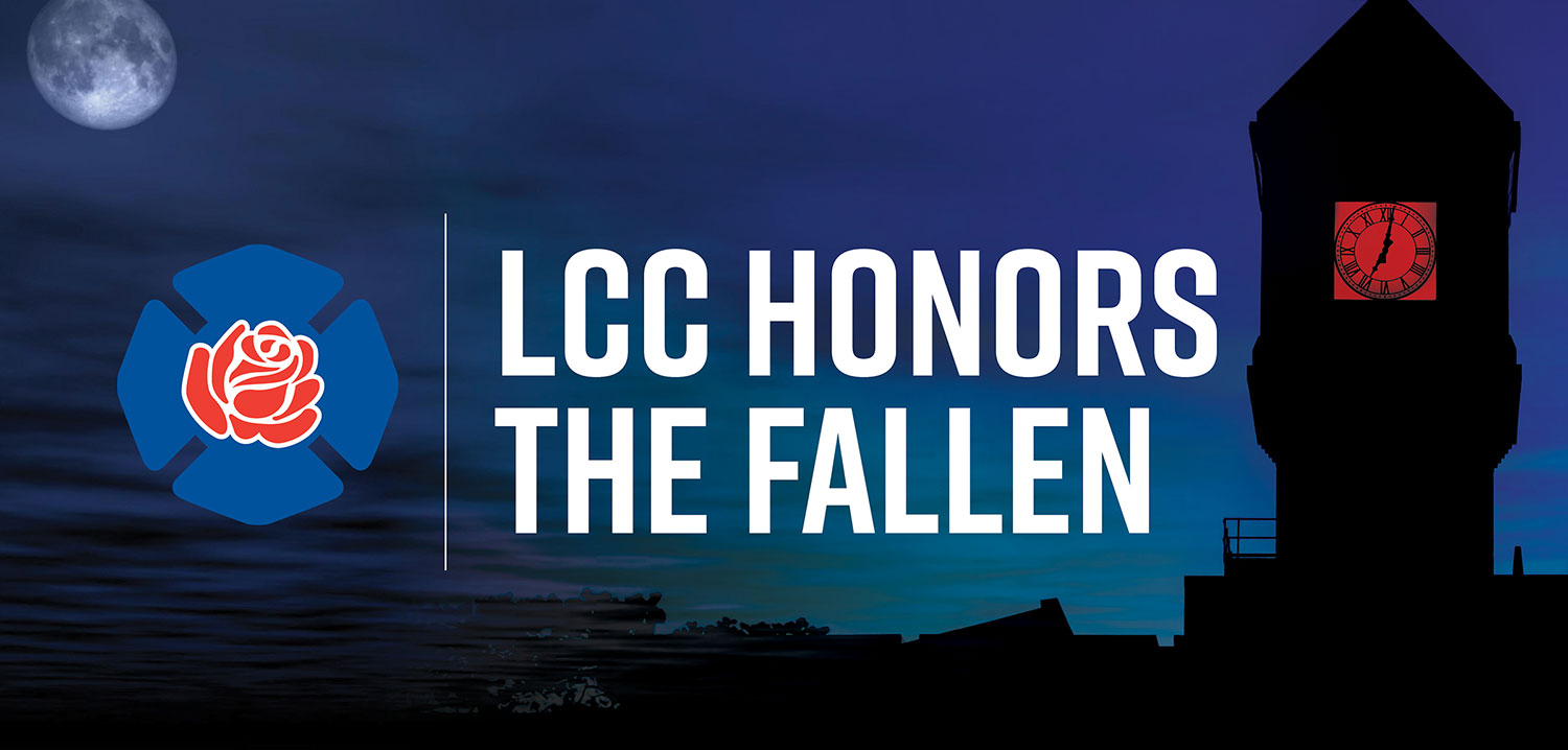 LCC Honors the Fallen