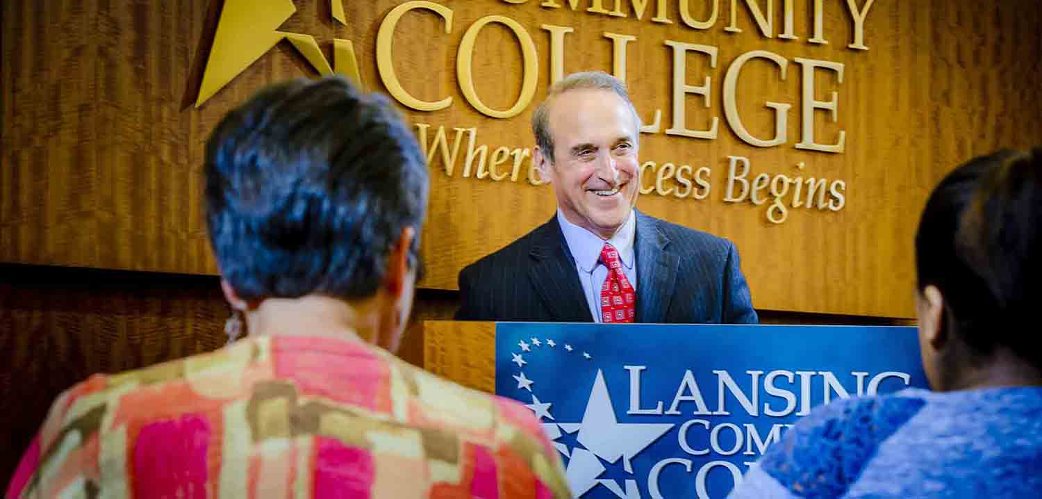 LCC President elected to National Board for Community Colleges
