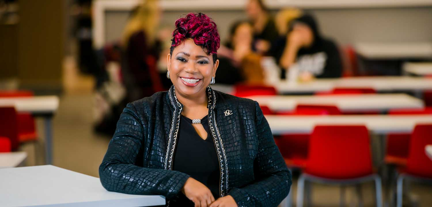 LCC's chief diversity officer named to Michigan task force