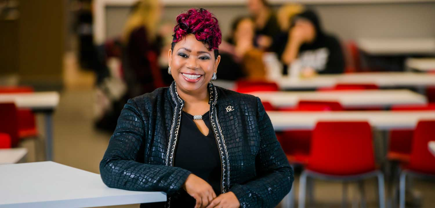 Tonya Bailey - LCC's new chief diversity officer