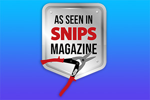 As Seen in SNIPS Magazine