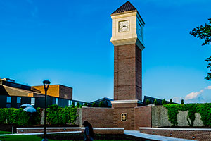 LCC clock tower