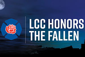 LCC Honors the Fallen graphic