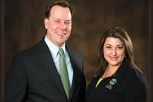 Phil Zeller and Dr. Angelina Zeller