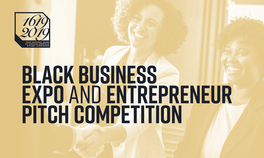 Black Business Expo and Entrepreneur Pitch Competition graphic
