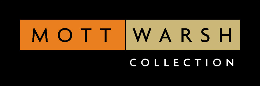 Mott-Warsh Art Collection Logo