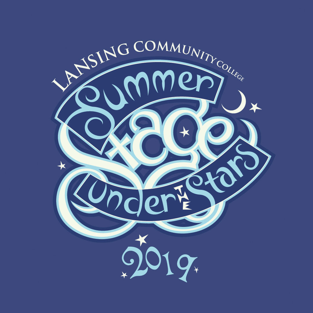 Summer Stage Under the Stars Logo