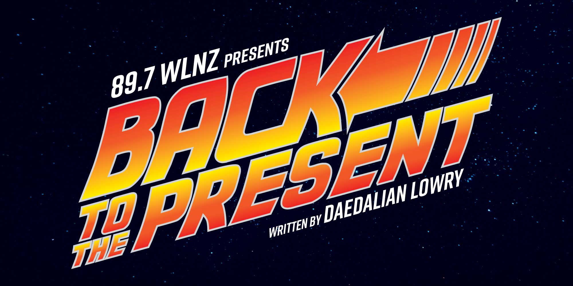 "LCC's Radio Play ""Back to the Present"" by Daedalian Lowry"