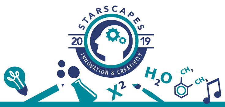 StarScapes graphic - Innovation & Creativity Showcase