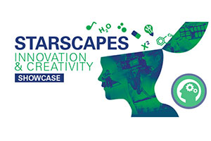 You're invited to share your work with the LCC community at this semester's StarScapes Innovation and Creativity Showcase, April 26-30